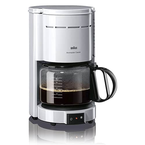 Braun KF Cafetera 4